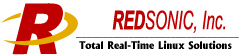 REDSonic, Inc., total real-time Linux solutions